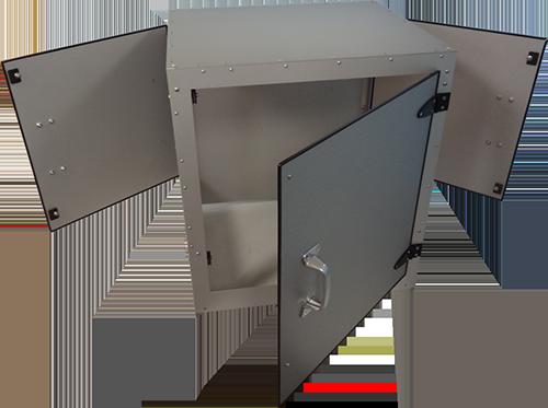 MicroXact shielding systems